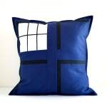 Tardis Pillow Cover DW001a2 Square