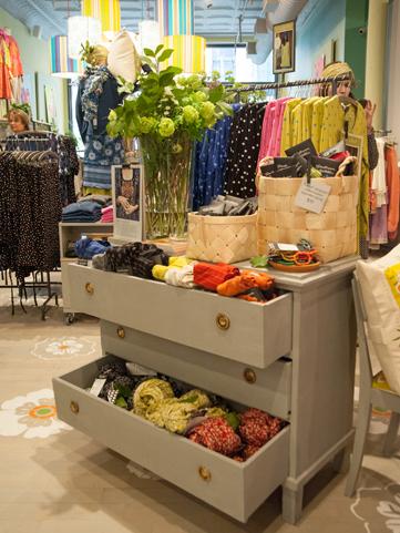 Gudrun Sjoden New York Store