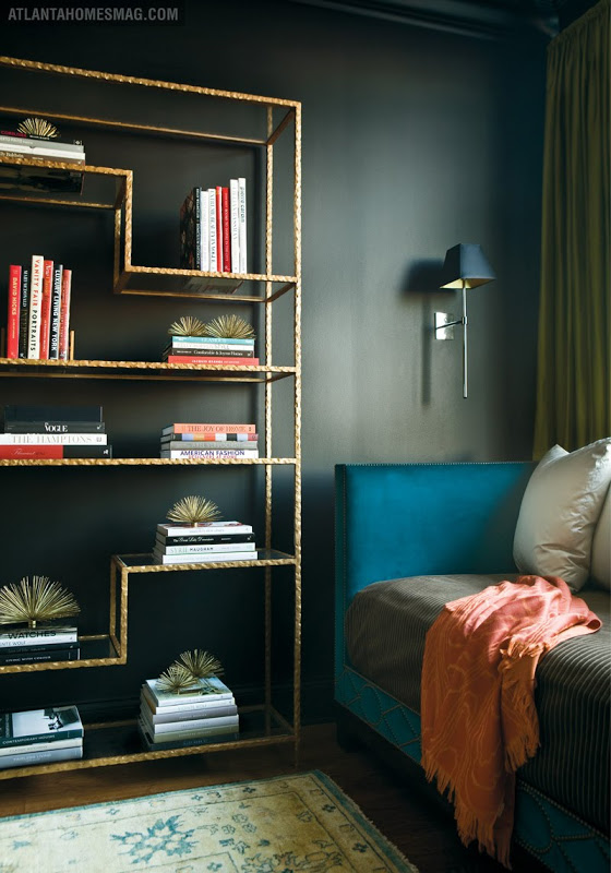 Amy Morris for the Atlanta Homes and Lifestyles showhouse