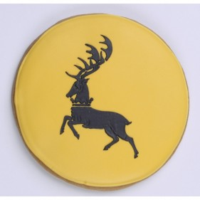 HBO Shop Baratheon Cookie