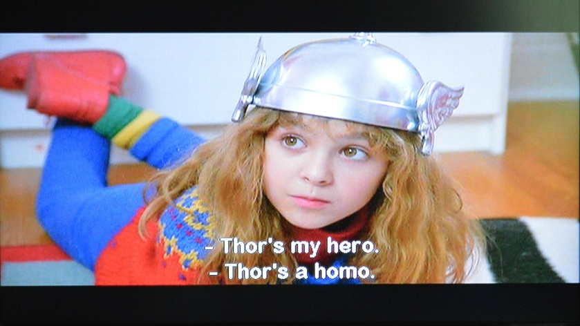 Sara Thor Is My Hero