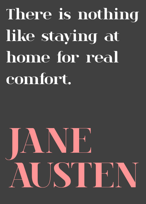 DSponge Austen Home Quote