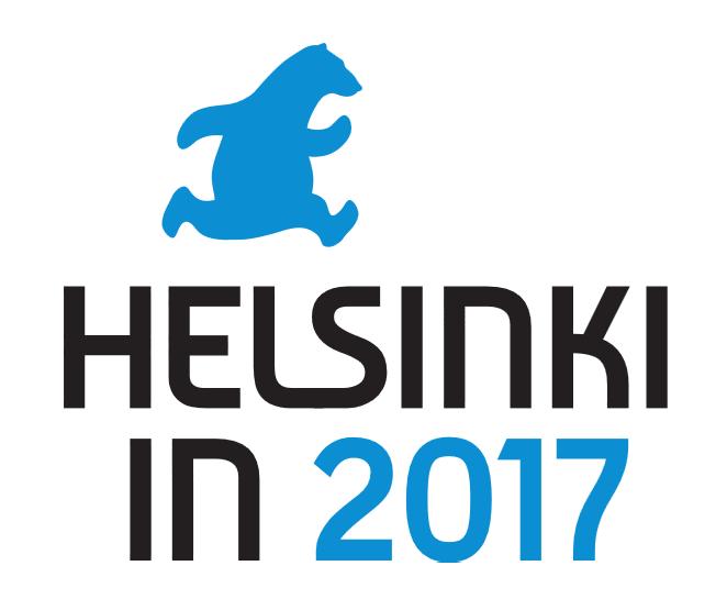 Helsinki in 2017 Logo