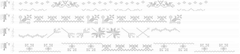 Szirmay Punch Card Collage