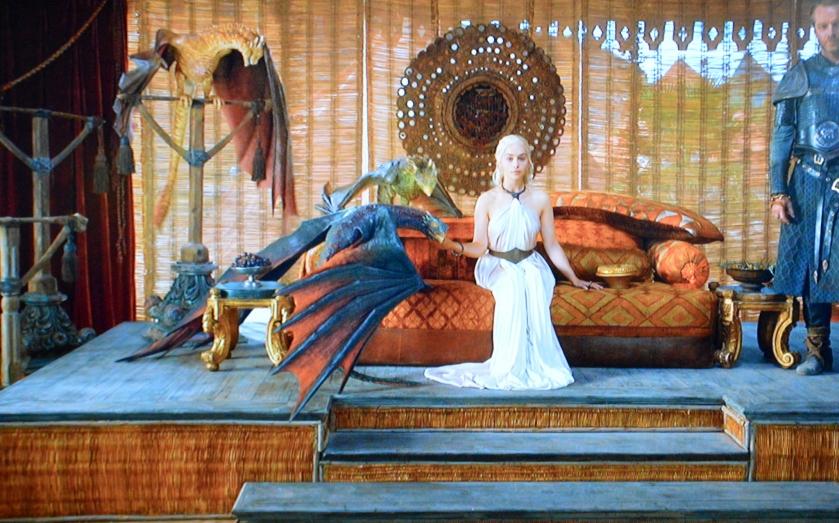 Game of Thrones, season 3, episode 7. HBO.