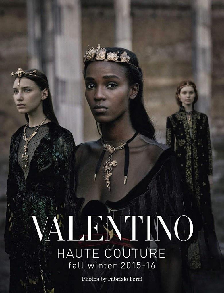 Valentino fall winter 2015-2016