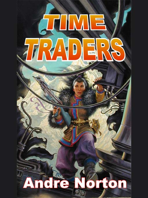 Baen Andre Norton Time Traders