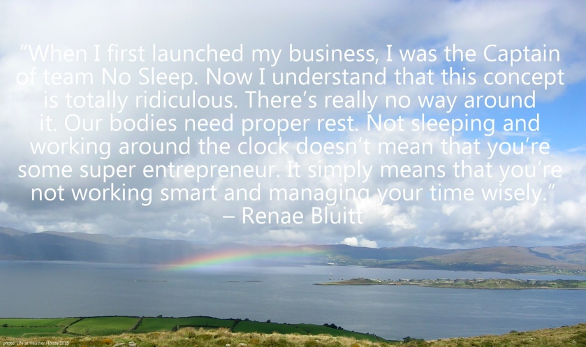 Renae Bluitt Our Bodies Need Proper Rest2