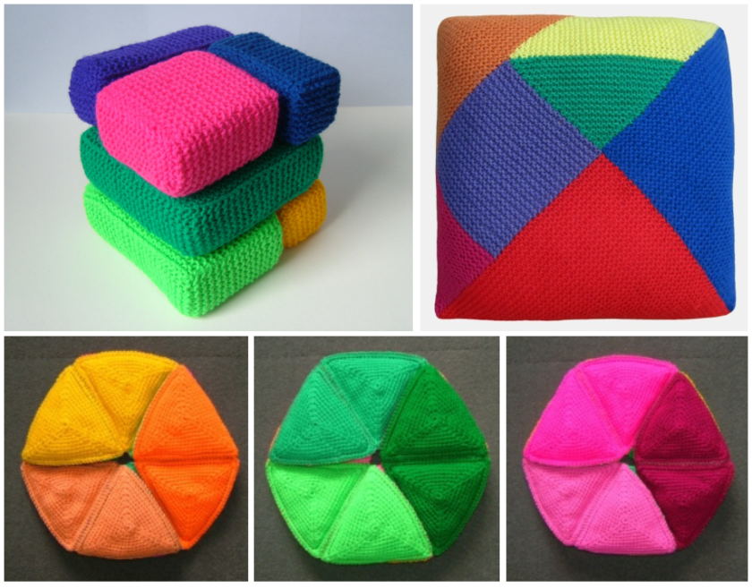 Woolly Thoughts Pillow Puzzle Combo