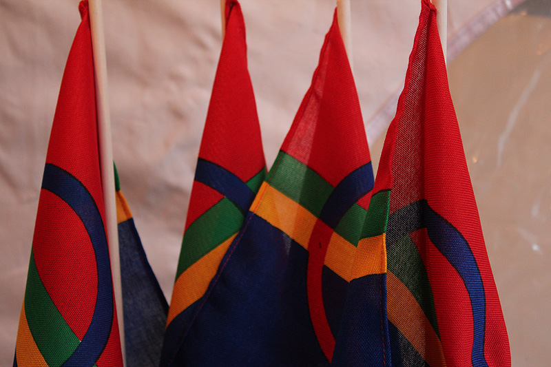 Flickr arctic_council Small Sami Flags
