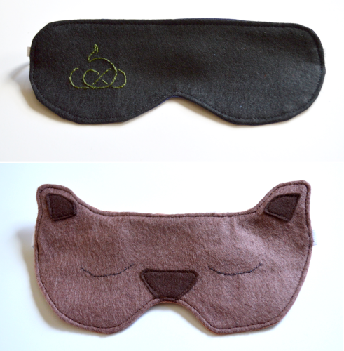 Both Sleep Masks