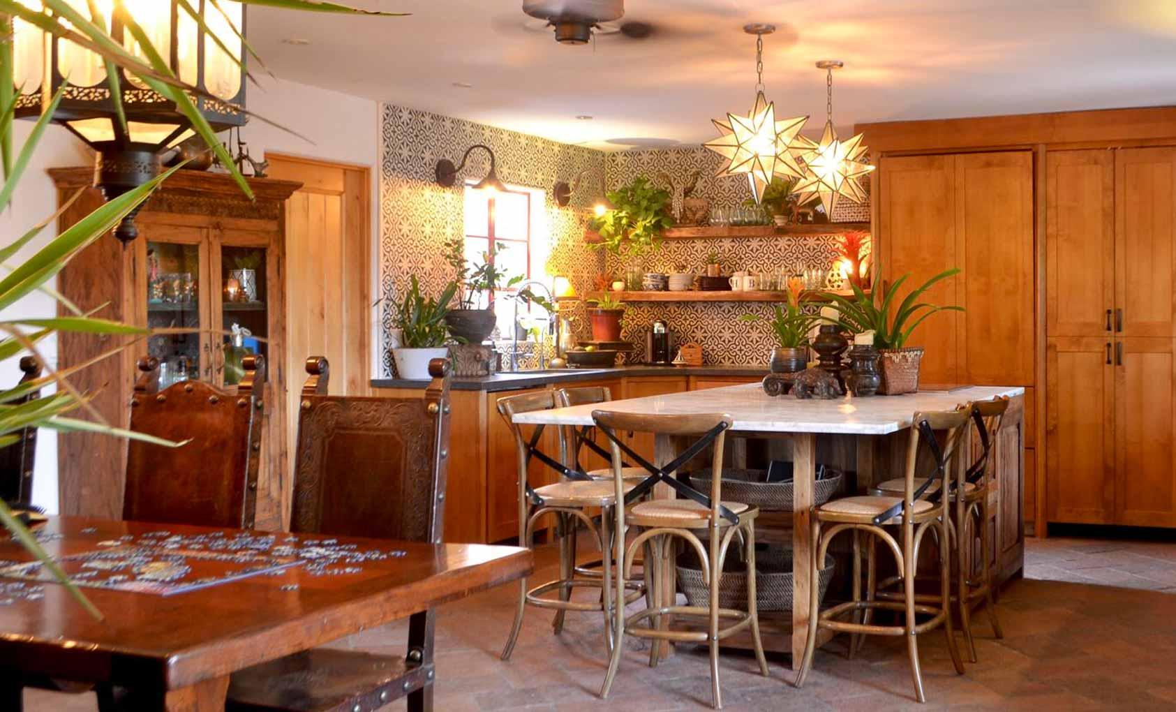 DesignSponge Meg Van Lith Kitchen