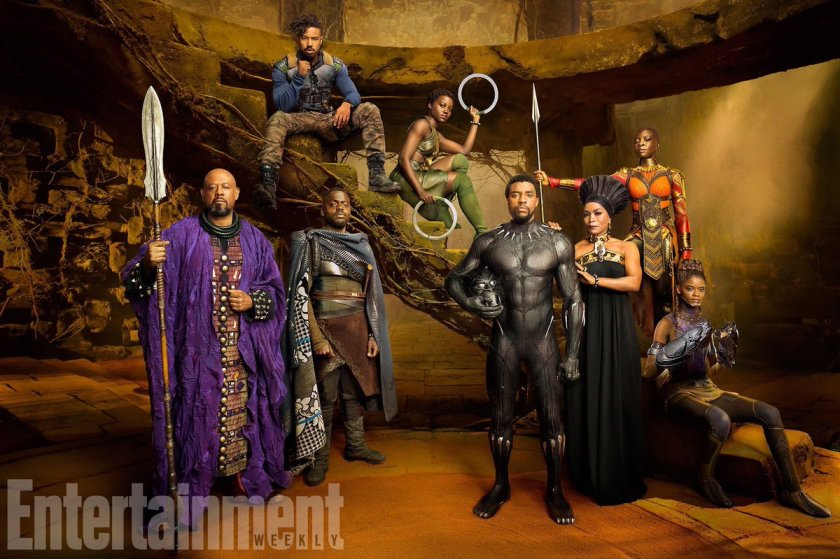 Entertainment Weekly Black Panther