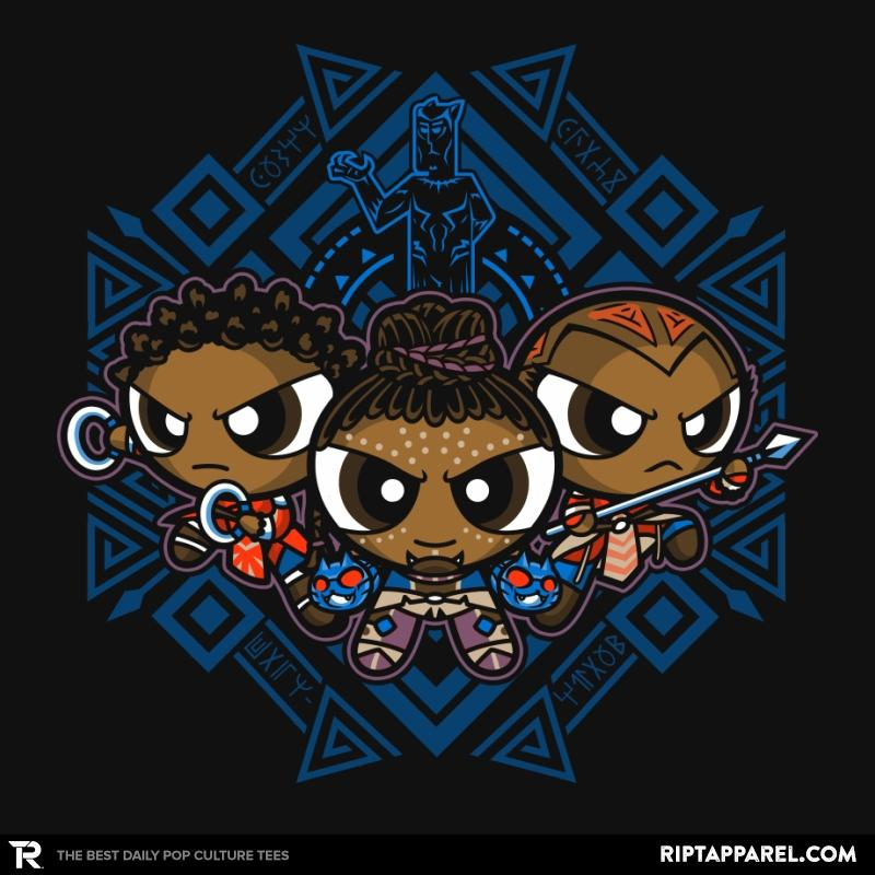 Ript Apparel PrimePremne Pantherpuff Girls