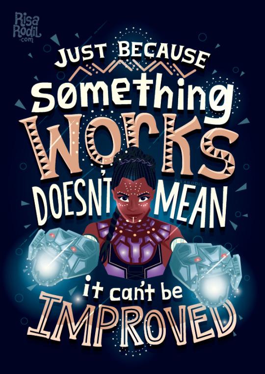 Tumblr Risa Rodil Poster Shuri Improved