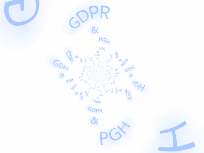 GDPR and PGH