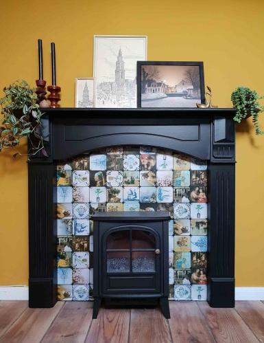 DSponge Schroors Netherlands Fireplace Sm