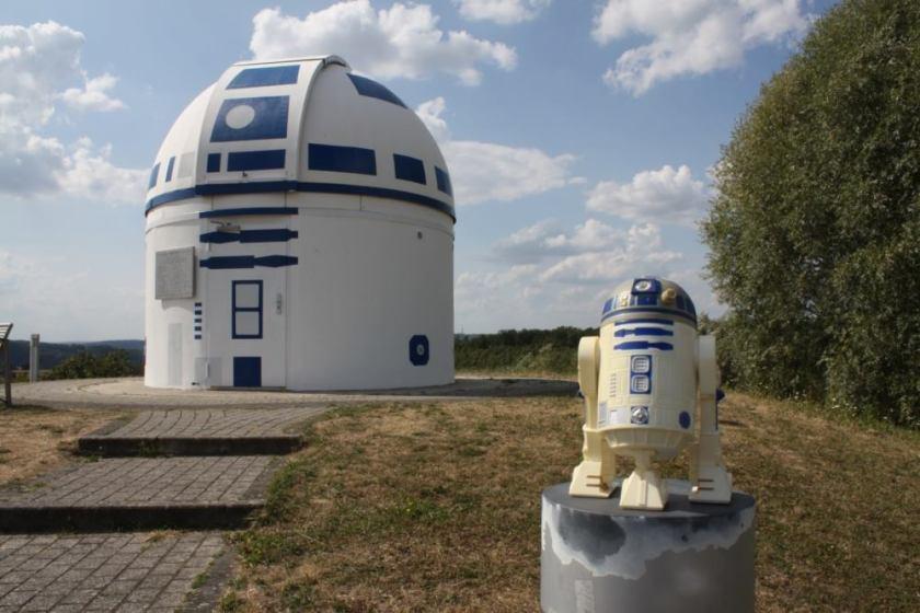 Facebook Hochschule Kaiserslautern R2-D2 Observatory