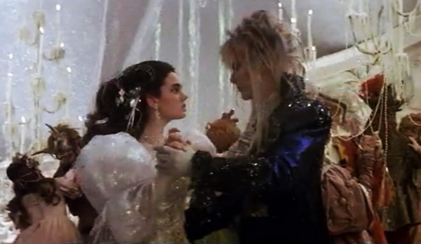 Basement Rejects Labyrinth Ball Scene