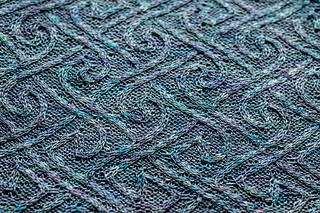 Ravelry Lucy Hague Kirriemuir Closeup